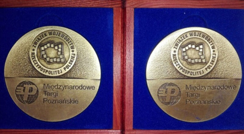 Semco otrzymało złoty medal za olej ostropestowy na Międzynarodowych Targrach Poznańskich