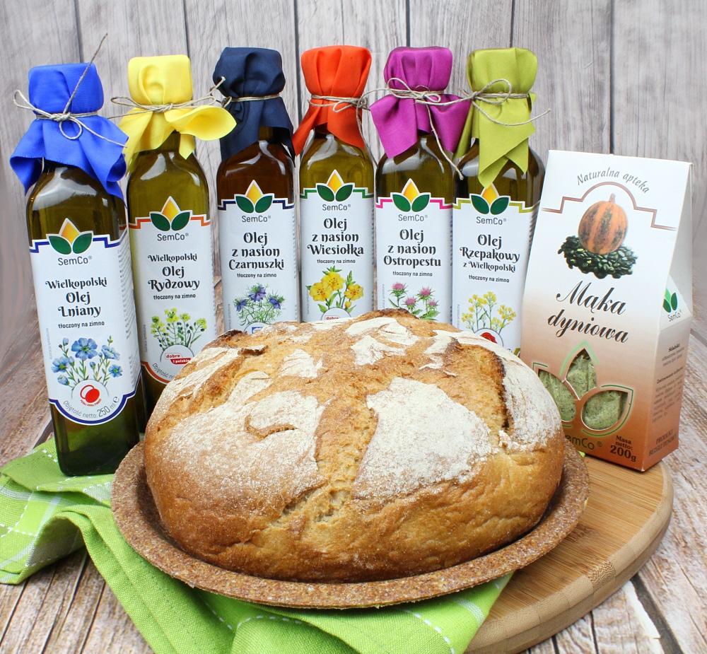 Konkurs z okazji Światowego Dnia Chleba.