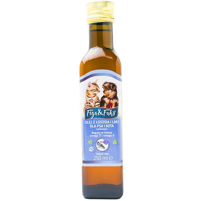 Olej dla zwierząt, tłoczony na zimno - Semco