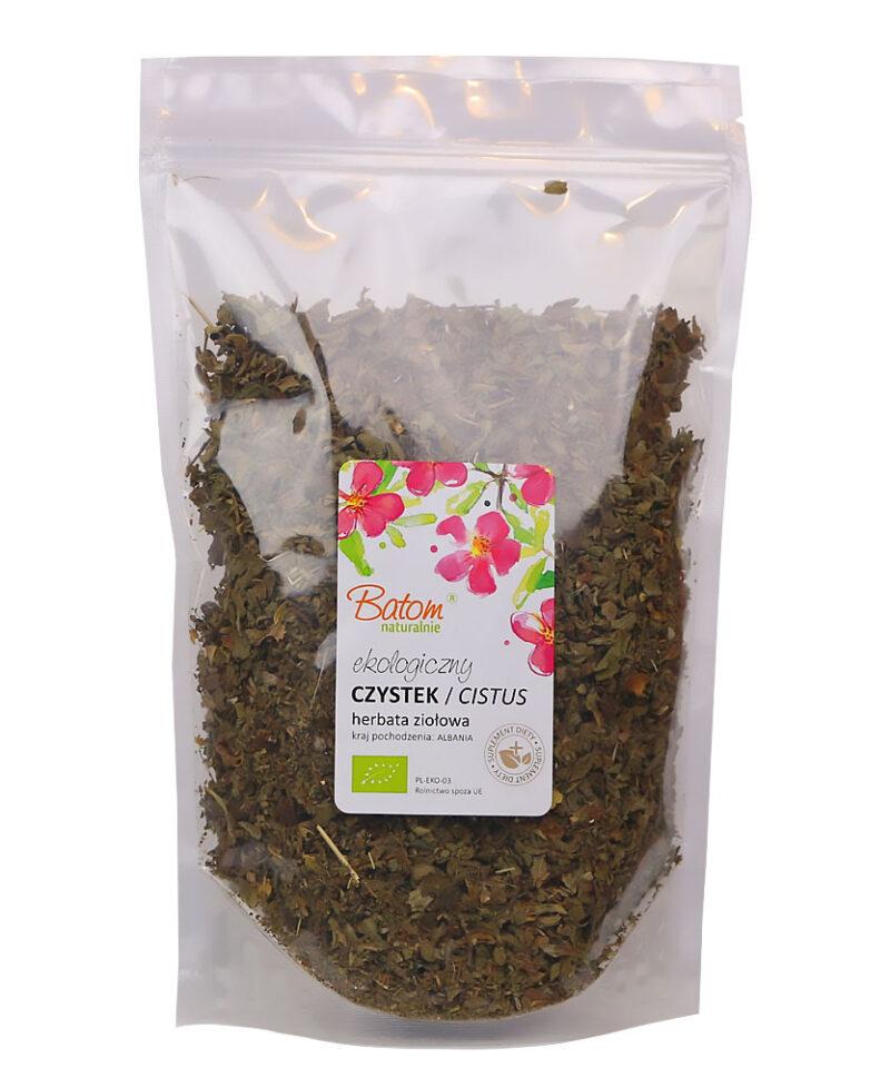 Herbata Ziołowa- Czystek Ekologiczny