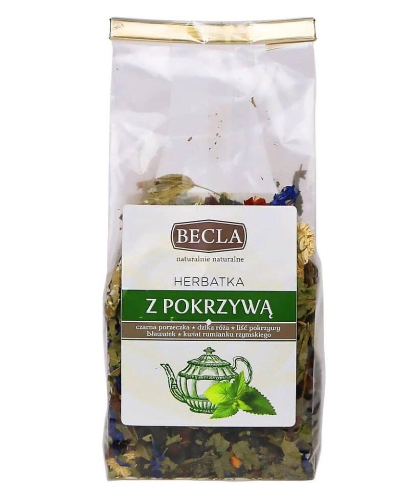 Herbatka z Pokrzywą