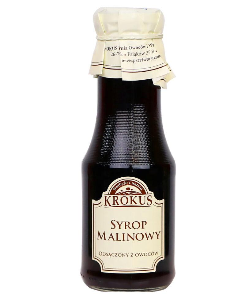 Syrop Malinowy - 300 ml