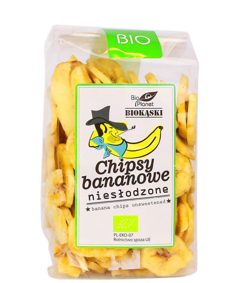 Chipsy bananowe można dodawać do porannej owsianki lub płatków śniadaniowych.