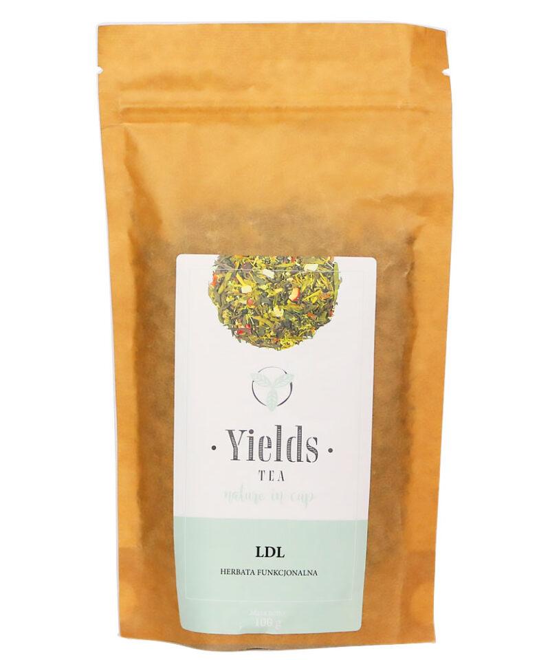 Herbata LDL to doskonała herbatka, stworzona by pomoc w problemach z cholesterolem.