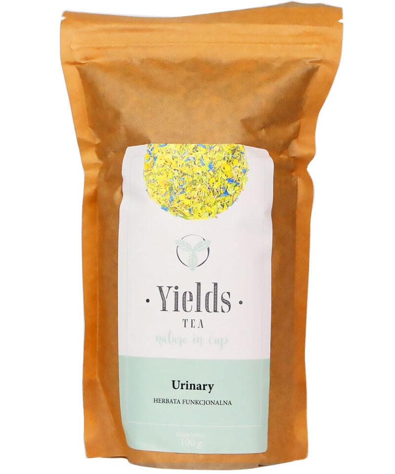 Herbata Urinary to doskonała herbatka, stworzona by pomoc w problemach z pęcherzem moczowym.