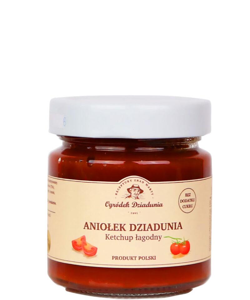 Ketchup zawiera likopen czyli przeciwutleniacz, który znajduje się w poddanych obróbce pomidorach.