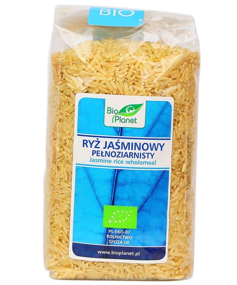 Ryż jaśminowy zawiera niewiele tłuszczu. Jest niskokaloryczny, dlatego zalecany jest w diecie redukcyjnej.