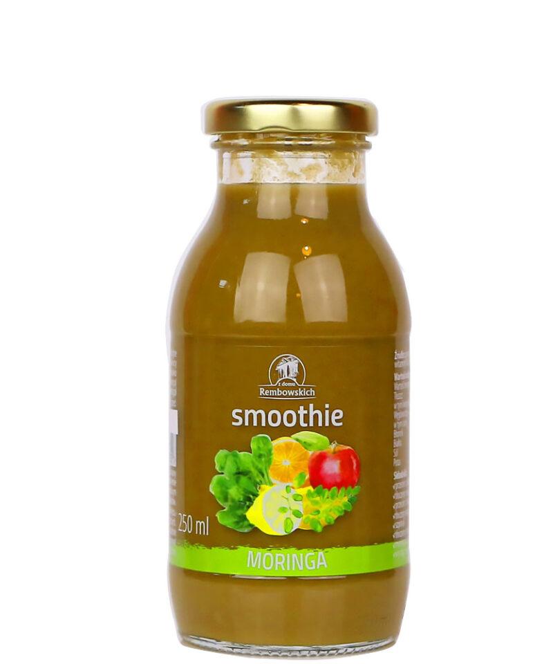 Smoothie z warzyw i owoców zawiera dużo witamin i cukrów prostych, a więc jest o wiele zdrowsze niż słodycze czy napoje słodzone.